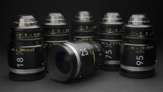 Schneider Cine-Xenar III Lenses Unboxing and First Impressions!