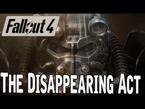Fallout 4 The Disappearing Act Quest