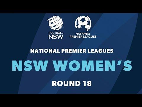 NPL W NSW, Round 18, Macarthur Rams Women's FC V Sydney University SFC #NPLWNSW