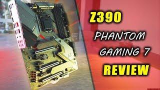 a Z390 Refresh...!? ASRock Phantom Gaming 7 Review