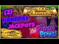 🚂NEW SLOT HIGH LIMIT All Aboard 🚂 Piggy Pennies (2) HANDPAY JACKPOT ⚡️Moon Race Jackpot Slot Machine