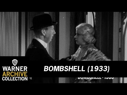 Bombshell (1933) – Surprise Party and Stalker