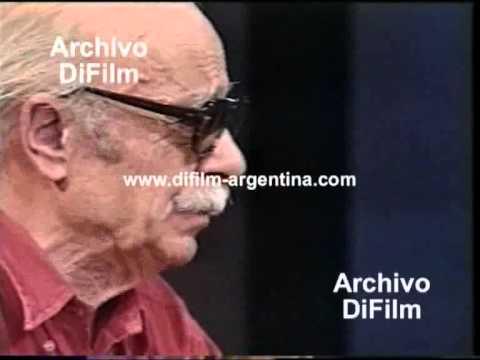 DiFilm - Entrevista A Ernesto Sabato 1994 V-00019