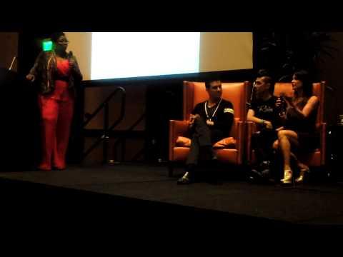 Las Vegas Ultimate Women's Leadership Forum Reality TV pt 1