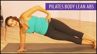Lean Abs Workout: Pilates Body- Gabrielle