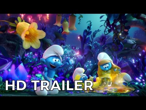 Smurfs׃ The Lost Village - Official International Trailer #1 HD (2017) Kelly Asbury