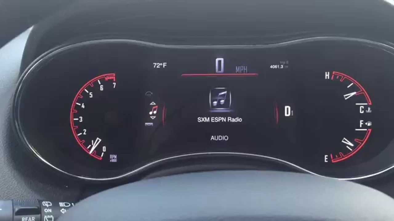 New Dodge Durango Steering and Dashboard - YouTube
