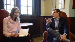 Backstage Interview with David Fahrenthold