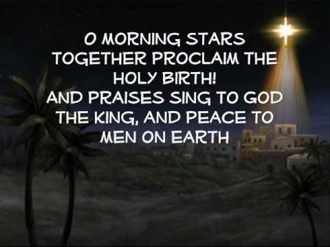 O Little Town Of Bethlehem.wmv