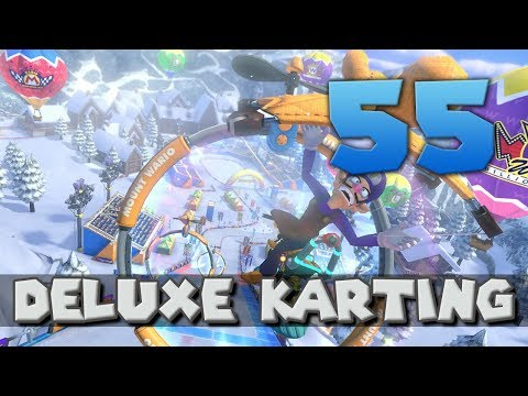 [55] Deluxe Karting (Mario Kart 8 Deluxe w/ GaLm and friends)