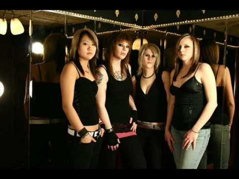 Клип Kittie - Sweet Destruction Interlude