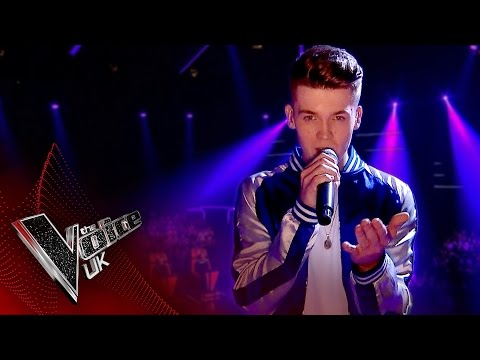 Thumbnail: Jamie Miller performs 'Shape of You': The Knockouts | The Voice UK 2017