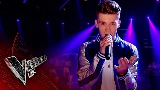 Jamie Miller performs 'Shape of You': The Knockouts | The Voice UK 2017 thumbnail