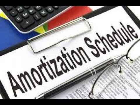 Amortization: A Case Study