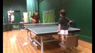 the reason why asians are good at table tennis
