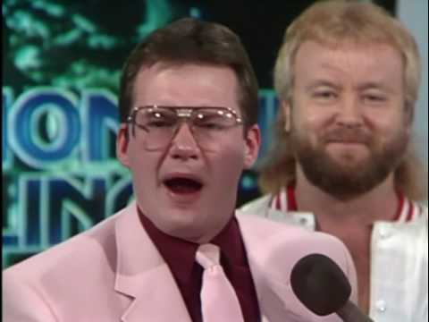 NWA World Championship Wrestling 2/14/87 Valentines Day !