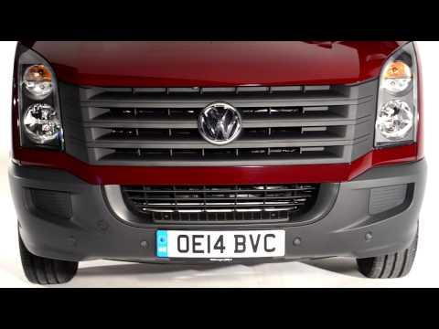 Get closer to the Volkswagen Crafter | Volkswagen Commercial Vehicles