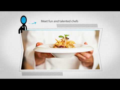 Hire a personal chef on Cookscanner