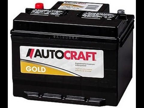 Autocraft Battery Review >> Advance Auto Parts Stinks Battery Warranty Customer Service Watch This Review Before You Buy