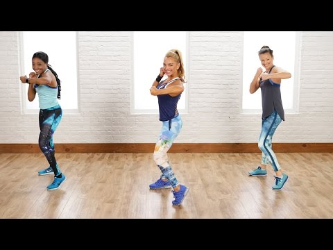 60-Minute Calorie-Torching Cardio-Boxing Workout | Class Fit