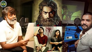LIFT & Laabam - Dubbing Session | Kavin | Vijay Sethupathi | Amritha Iyer | Official Making Video - 30-07-2020 Tamil Cinema News