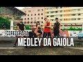 Medley da Gaiola - Dennis DJ & MC Kevin o Chris   Coreografia Gibson Moraes