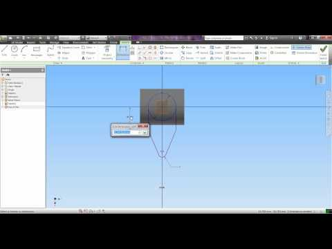How To Make A Tyre In Autodesk Inventor 2013 Doovi