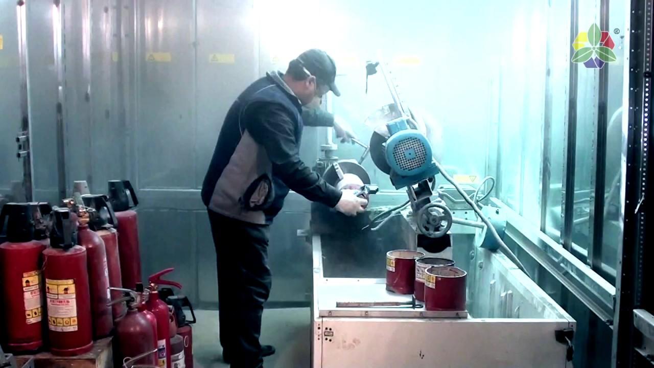 Утилизация огнетушителей, видео об утилизации огнетушителей и как проводим утилизацию.