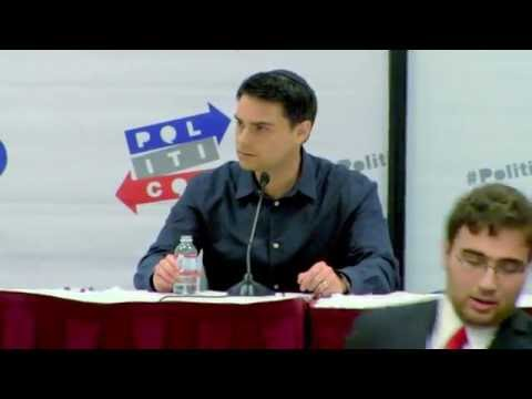 PolitiCon grills Ben Shapiro about opposing Hillary AND Trump (Pt 1)