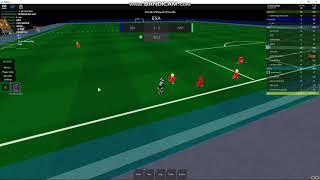 Elite Soccer Association - France Roblox de l'ESA - France (Amical) Schalke 04 4-2 SSC Napoli - France Partie 5