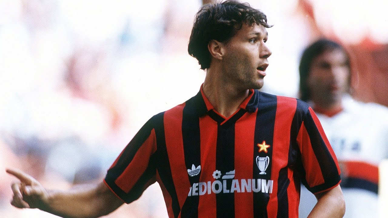 Marco van Basten: biography, photos and achievements 76