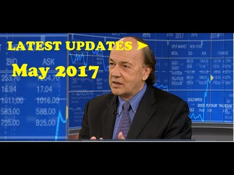 Jim Rickards 2017! Predicts Next Financial Crisis Already Started! Dollar Collapse Update May 2017