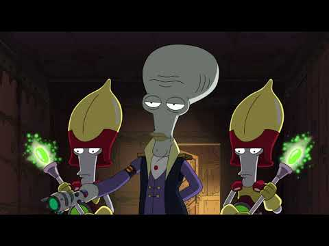 American Dad – Lost In Space (clip1)