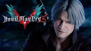 Devil May Cry 5 All Cutscenes (Game Movie) Full Story PS4 PRO