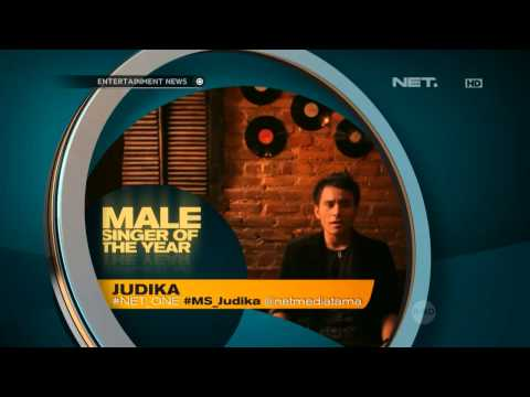 Judika - Male Singer Of The Year - Indonesian Choice Awards