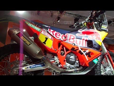 KTM  Rally on EICMA