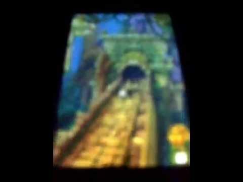 Temple Run Galaxy Ace 5830c