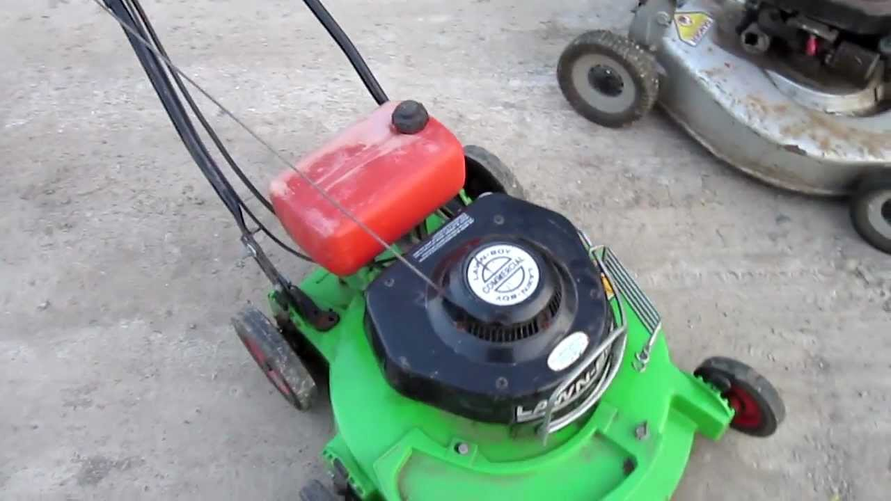 Lawnboy Commercial Mower