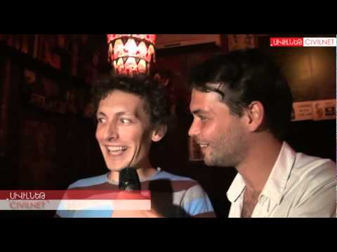 A Frenchman In Yerevan Discovers Pubs