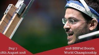 Day 7 | 2018 BISFed Boccia World Championships