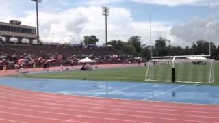 Mary Elizabeth Stringer runs 800m at AAU Thumbnail
