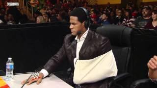 WWE NXT 12/21/11 | JTG w/Tamina vs. Titus O