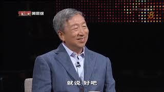 职总平价合作社的特别顾问黄思绵回答两位主持人单刀直入的提问。