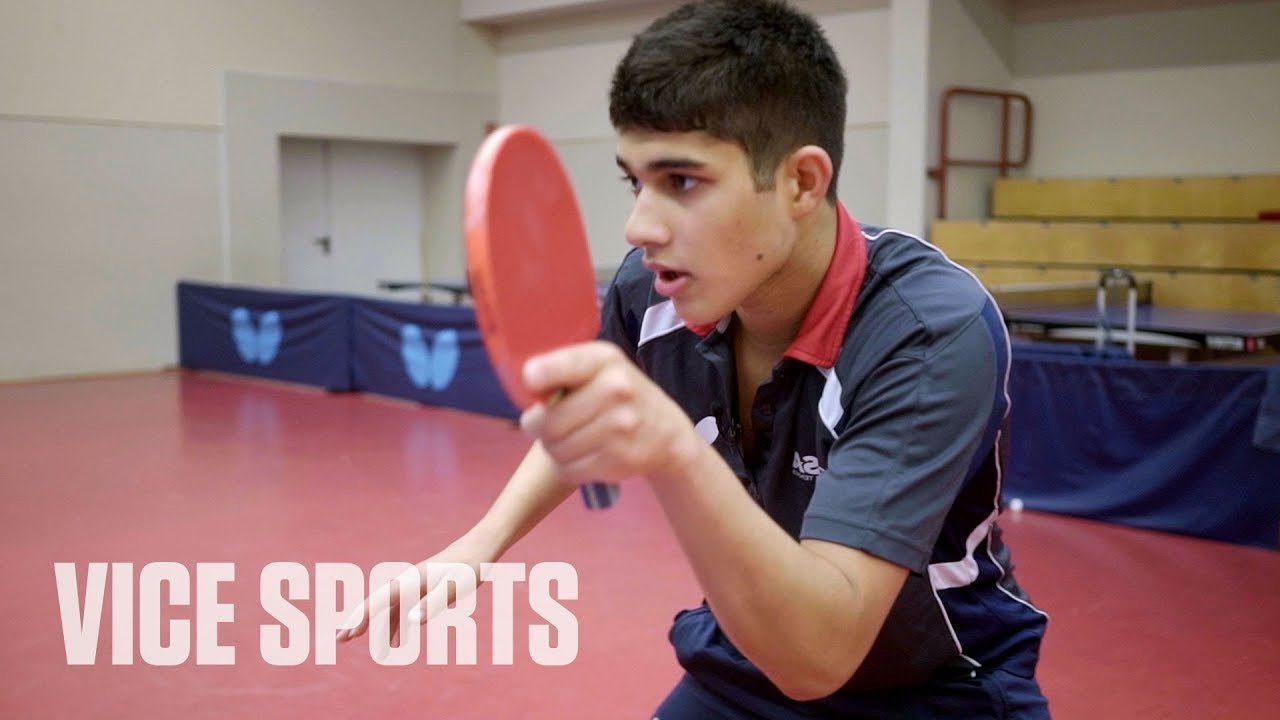 Ping Pong Game With American Lives >> America S Ping Pong Prodigy The 16 Project Youtube