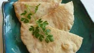 Whole Wheat Pita Bread Recipe
