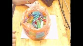 видео Что можно сделать с использованными надувными шарами?