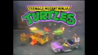 "Teenage Mutant Ninja Turtles ""Party Wagon"" Commercial"