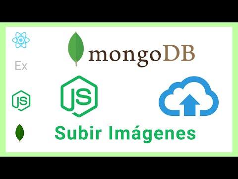 Fullstack javascript MERN tutorial - Como guardar una imagen node y express con multer thumbnail