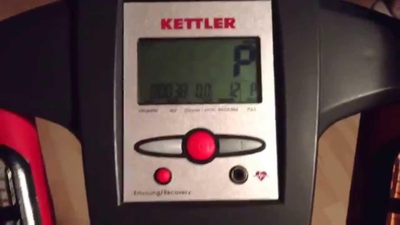 Crosstrainer Astro von Kettler Ausdauertraining