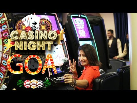 Casino Night In Goa | Deltin Royale Casino Full Tour | Goa Vlog 02